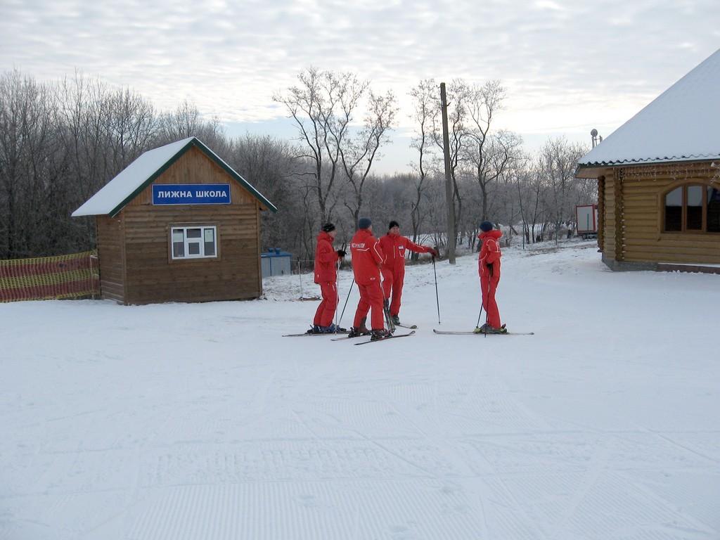 Лыжная школа сноуборд