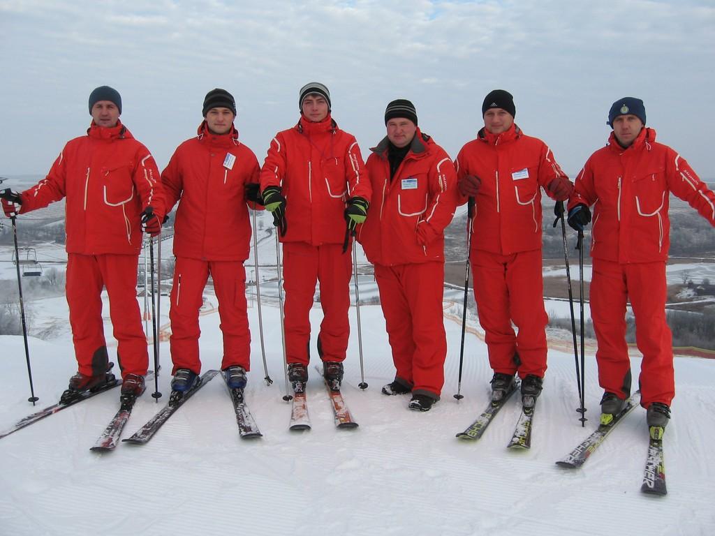 Лыжна школа
