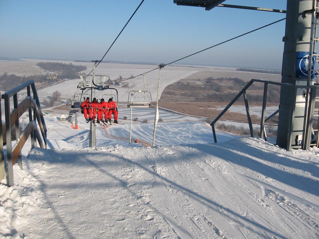 Лыжная школа корпоратив