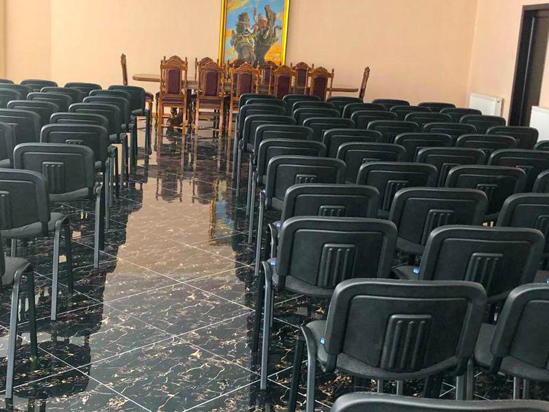 Конференц зал- Водяники